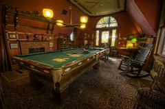 Mark Twain's Billard Room