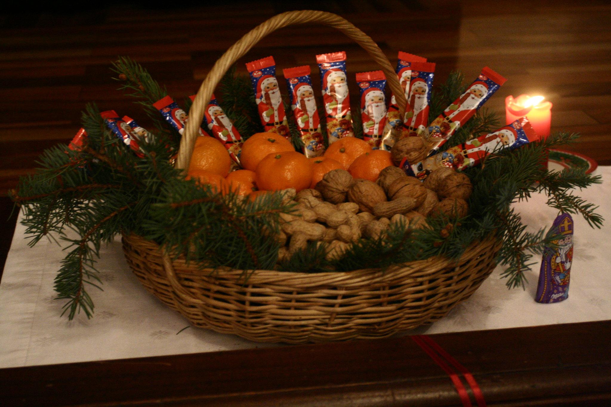 Sankt Nikolaus goodies
