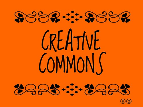 Buzzword Bingo: Creative Commons @creativecommons