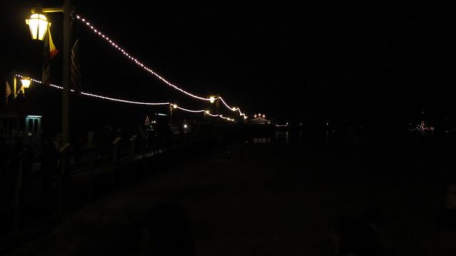 IMG_3998 Santa Barbara Wharf holiday lights
