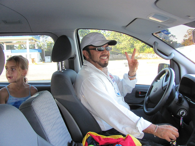 Javier- our private tour driver