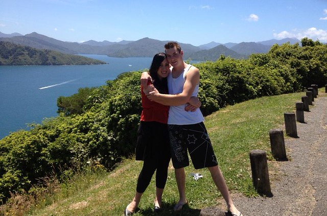 Isn't Picton, New Zealand STUNNING?! ♥