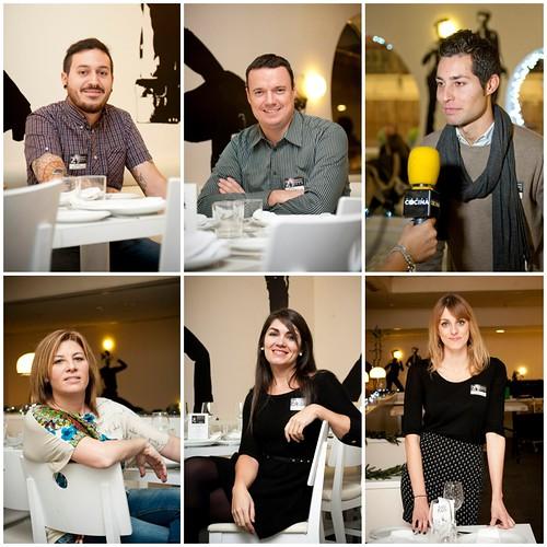 Ganadores III edición Blogueros Cocineros Canal Cocina