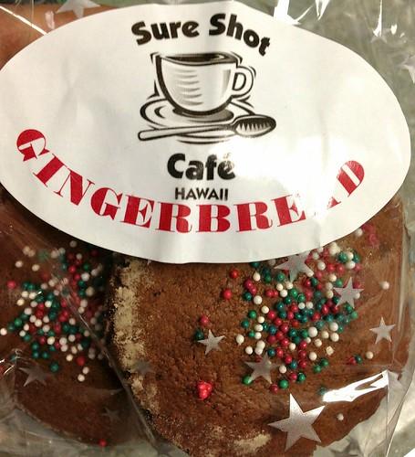 Sure Shot Gingerbread