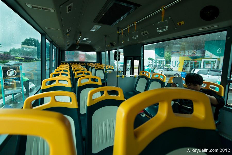 автобус из кучинг в кубах
