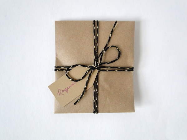 DIY Gift Wrap Envelope 7