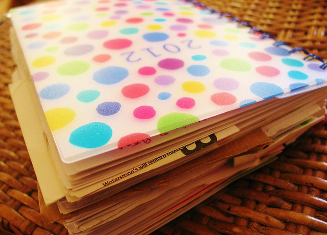 2012 journal... nearly done!