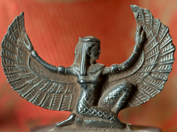 Goddess Isis - Friend of Artisans