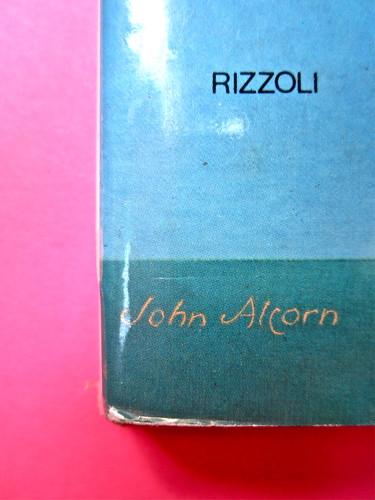 John Alcorn / Anonimo, I soldi in paradiso, Rizzoli 1975. Prima di sovracoperta (part.), 1