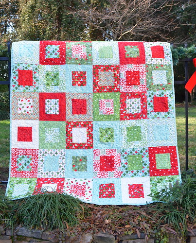 Parents' Christmas Quilt