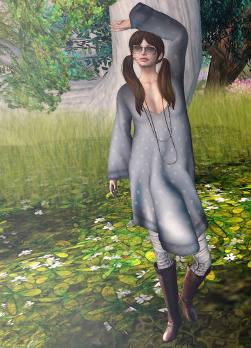 dls Star Boho Dress at Acid Lily by Miss Laylah Lecker