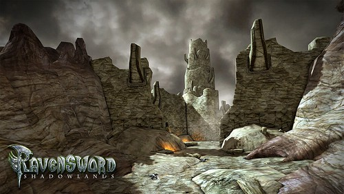[Test] Ravensword: Shadowlands sur iOS, est il le Skyrim version mobile ?