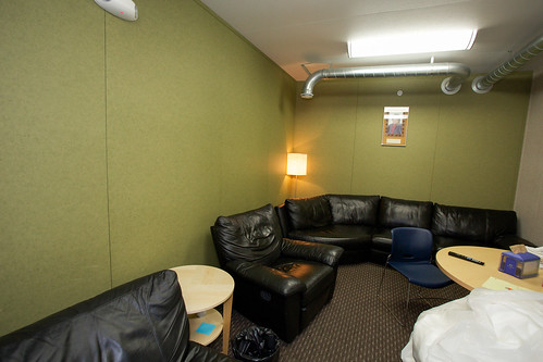 Maher Lounge Area
