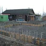 Neubau Clubhaus (16.07.2003)