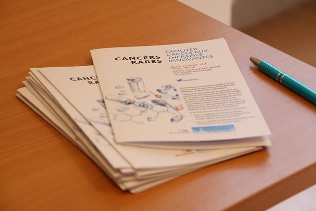 24/03/2016 - Cancers rares : faciliter l'accès aux thérapies innovantes