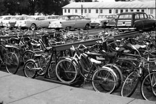 Bicycles at Caroline Brevard School -Tallahassee