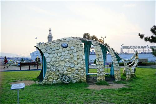 金浦艦上公園+大明碼頭+花蟹鍋003