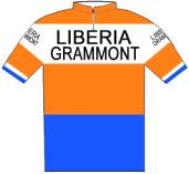 Liberia Grammont - Giro d'Italia 1962