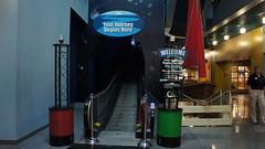 Nauticus Escalator Ramp
