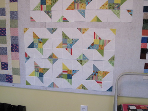 Whirly Baby Quilt 4