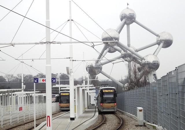 Atomium - Bruxelas