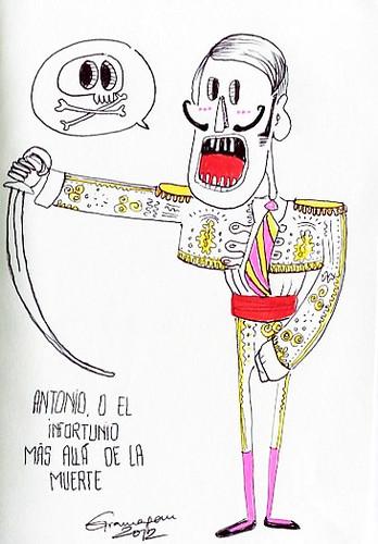 Ay Antonio! by gemma_granados