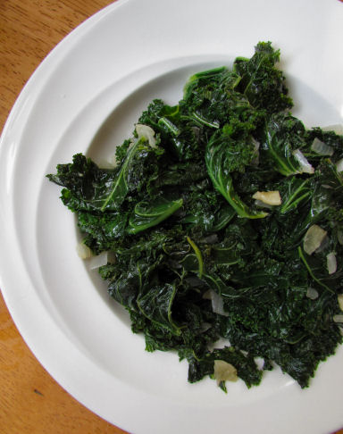 Side of Sauteed Kale