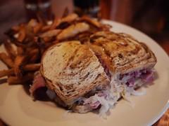 日, 2012-10-28 12:43 - Reuben Sandwich