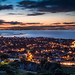 Dún Laoghaire Nightscape by Lukas Larsed