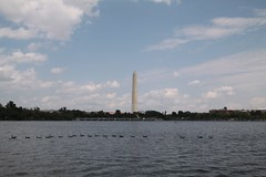 Washington Monument & Tidal Basin