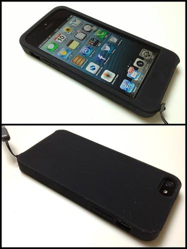 iPhone5のケースはこれにしました