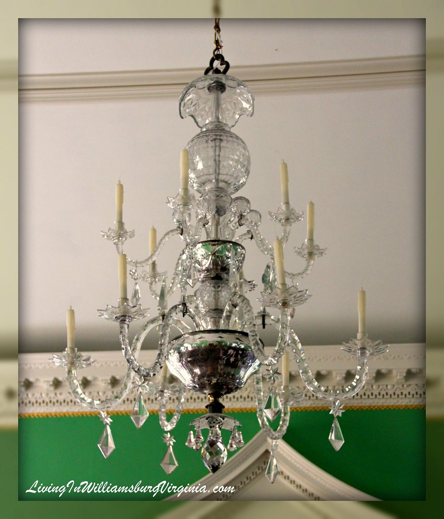Governor's Chandalier