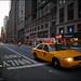 Dawn on the 43street - NY by Boscardin Francesco