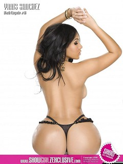 Yaris Sanchez Show Black Lingerie Behind The Scenes Video . video from yaris show magazine black lingerie  photo shoot