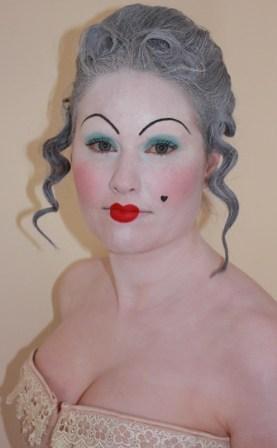 1700's makeup   Explore Eavan D Makeup's photos on Flickr ...