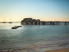 Morning Pier - Princeton Harbor - 2012