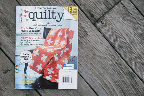 Quilty Winter 2012