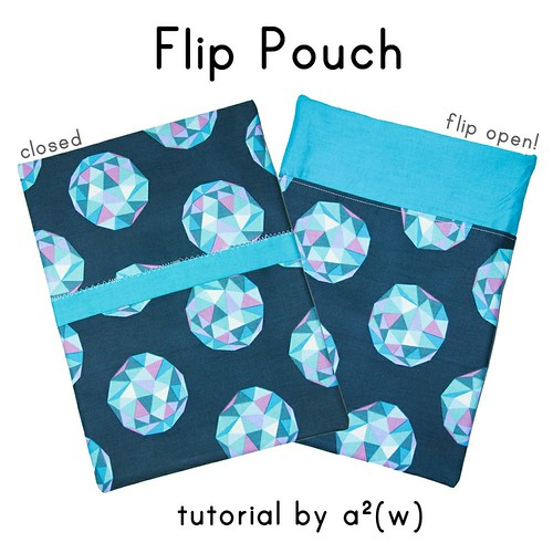 Flip Bag Tutorial by asquaredw