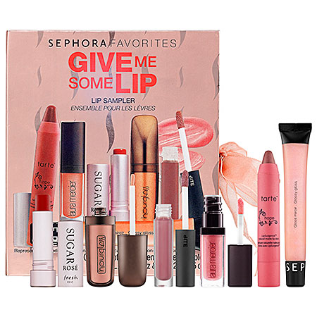 Sephora Favorites Give Me Some Lip Holidays Gift Gifts Idea Ideas
