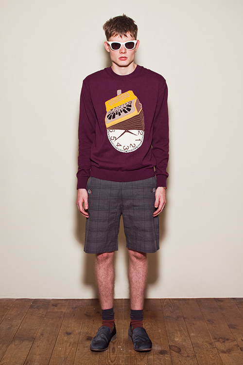 Stanny-Marks Stanworth0264_UNDERCOVERISM SS13 Lookbook(FASHION PRESS)