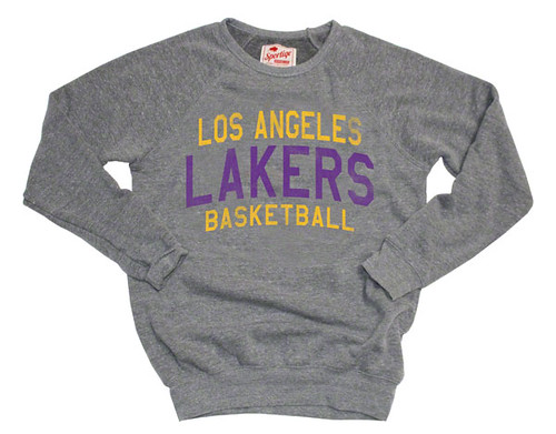 Los Angeles Lakers BUTLER Sweatshirt By Sportiqe Apparel