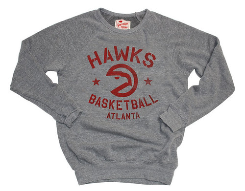 Atlanta Hawks BUTLER Sweatshirt By Sportiqe Apparel