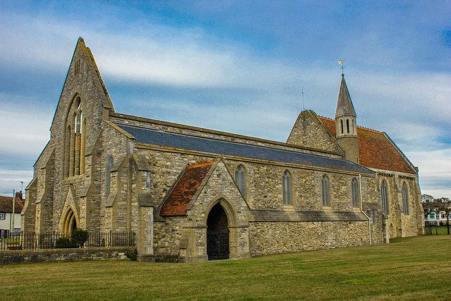 Royal Garrison Church de Portsmouth