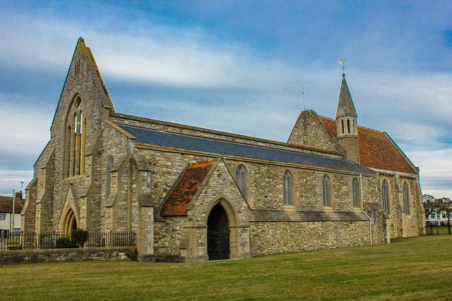 Royal Garrison Church de Portsmouth