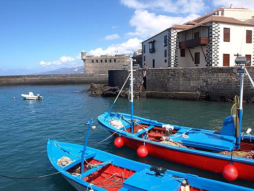 Casa Aduana, Custom House, Puerto de la Cruz
