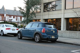Animal Friendly Mini Clubman in Upper Montclair