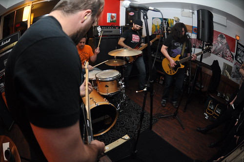 Klovenhoofs at Daily Grind