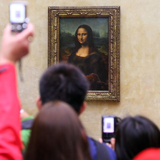 My view of the Mona Lisa