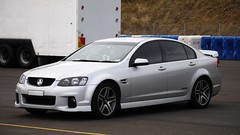 bmw 3 series (e90)(0.0), ford ba falcon(0.0), pontiac g8(0.0), coupã©(0.0), sports car(0.0), race car(1.0), automobile(1.0), automotive exterior(1.0), holden ve commodore(1.0), wheel(1.0), vehicle(1.0), automotive design(1.0), rim(1.0), full-size car(1.0), compact car(1.0), bumper(1.0), sedan(1.0), land vehicle(1.0),
