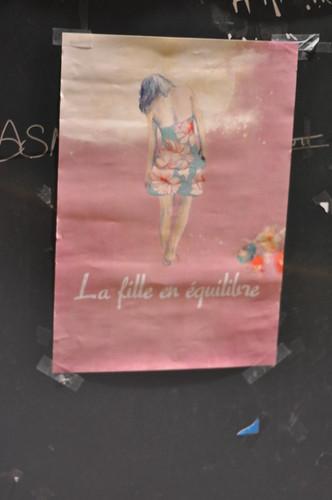 La Fille en Equilibre by Pirlouiiiit 17112012
